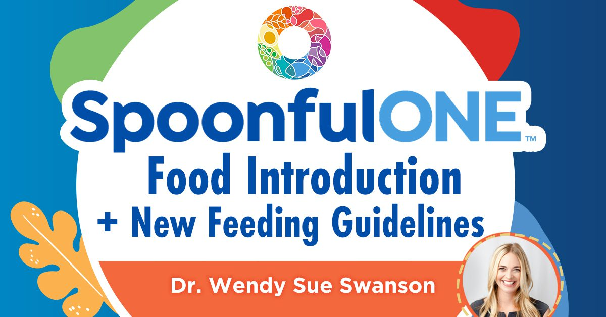 SpoonfulOne - Food Introduction