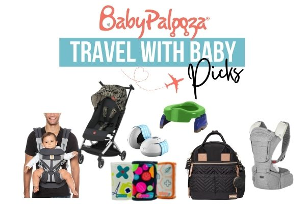 Travel with Baby Picks All Products 600x400